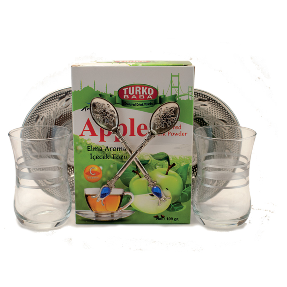 Turko Baba - Apple Tea Gift Set