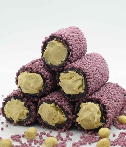- Blackberry and Hazelnut Cream