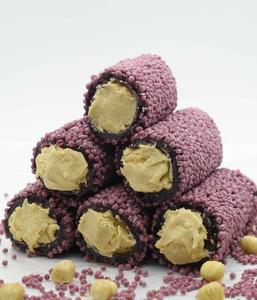 - Blackberry and Hazelnut Cream