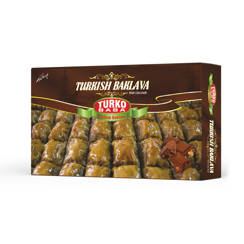 Turko Baba - Box of Chocolate Baklava