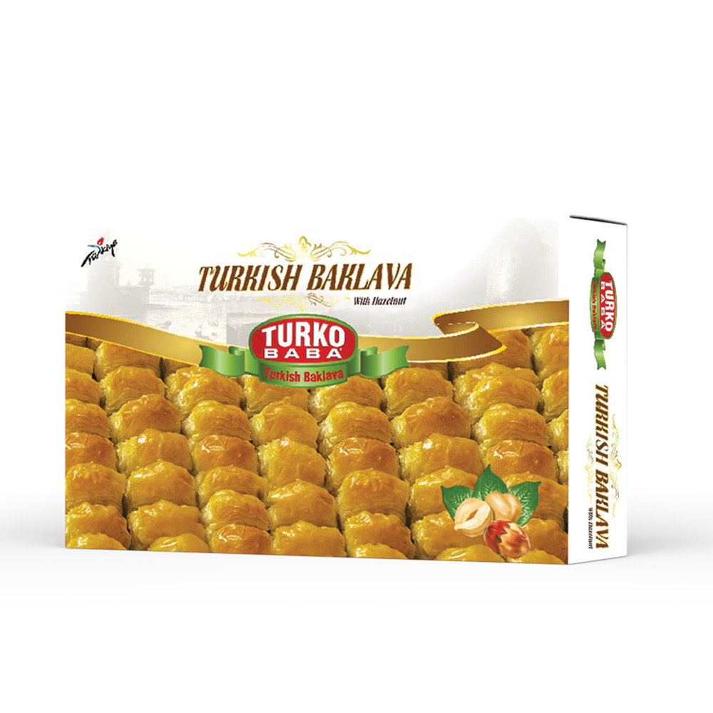 Turko Baba - Box of Hazelnut Baklava