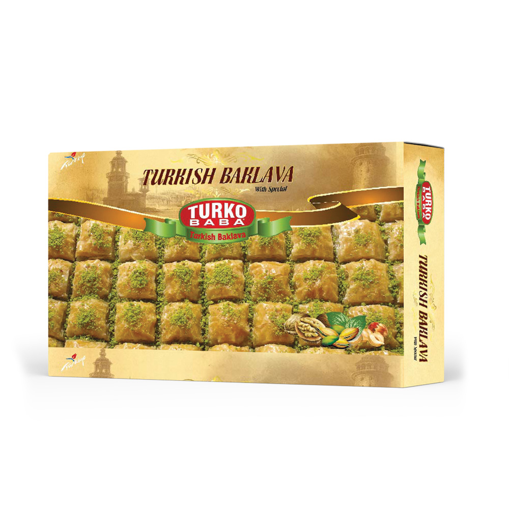 Turko Baba - Box of Mix Baklava
