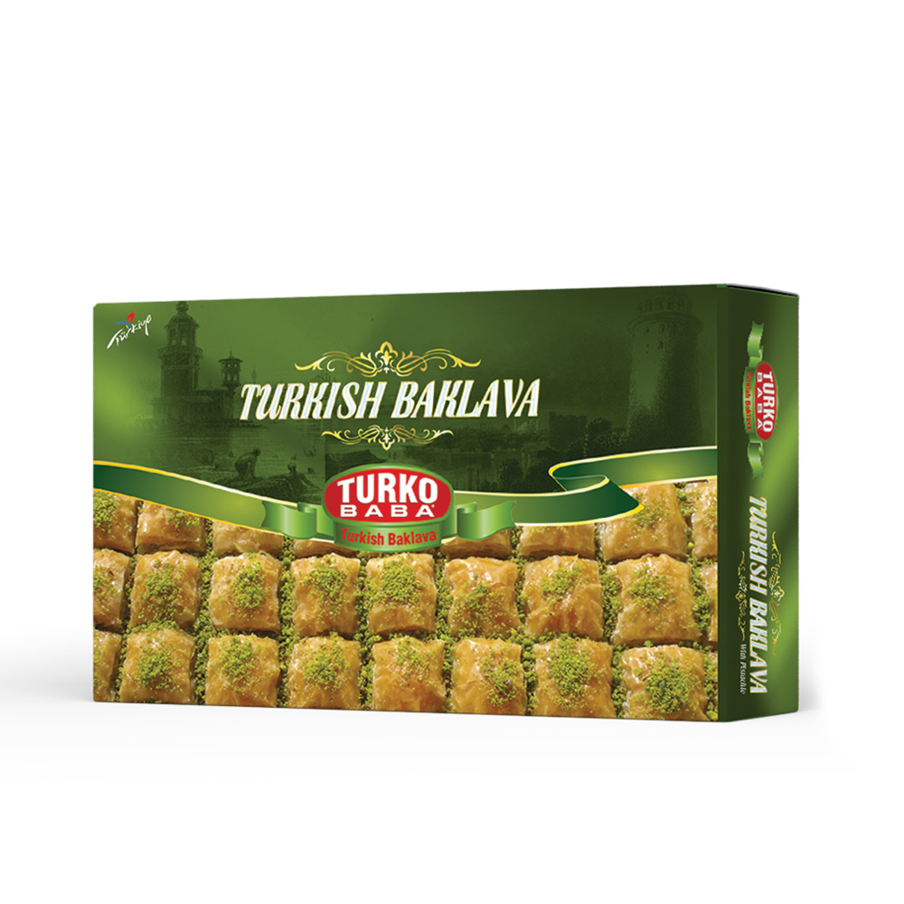 Turko Baba - Box of Pistachio Baklava