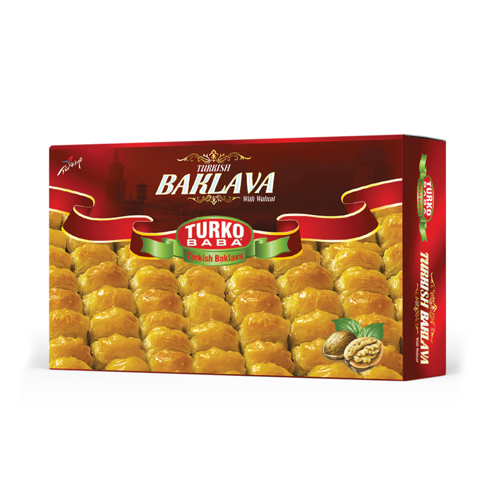 Turko Baba - Box of Walnut Baklava