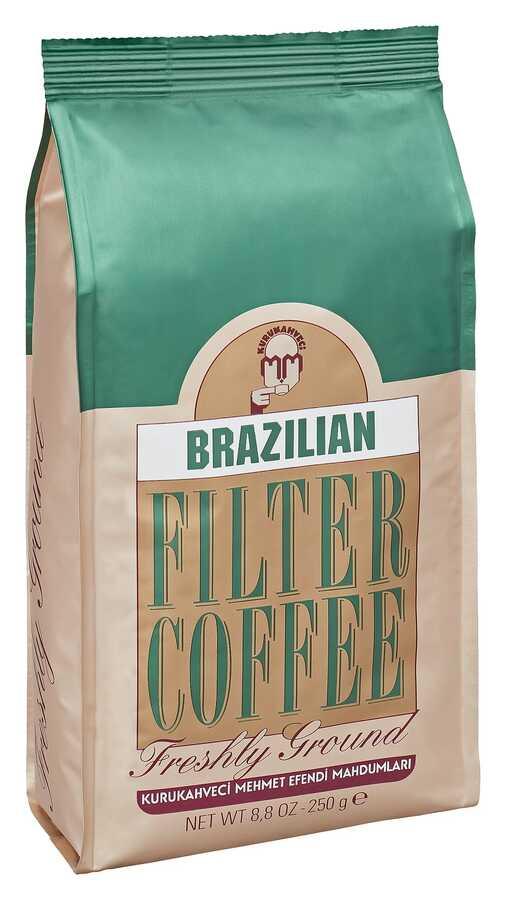 Mehmet Efendi - Brazilian Filter Coffee 250 gr
