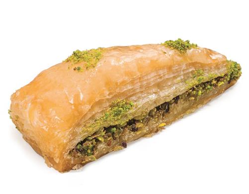 Cake Slice Baklava(Havuç Dilim)