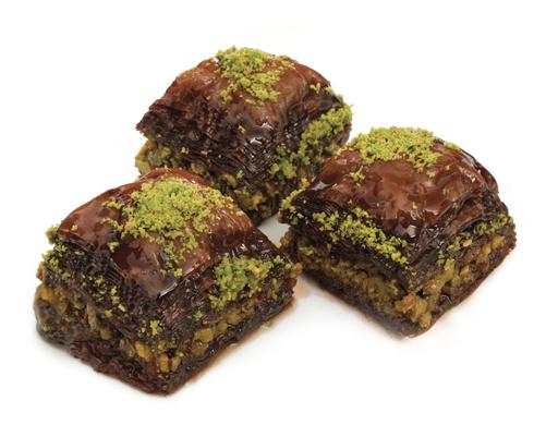 - Chocolate Baklava
