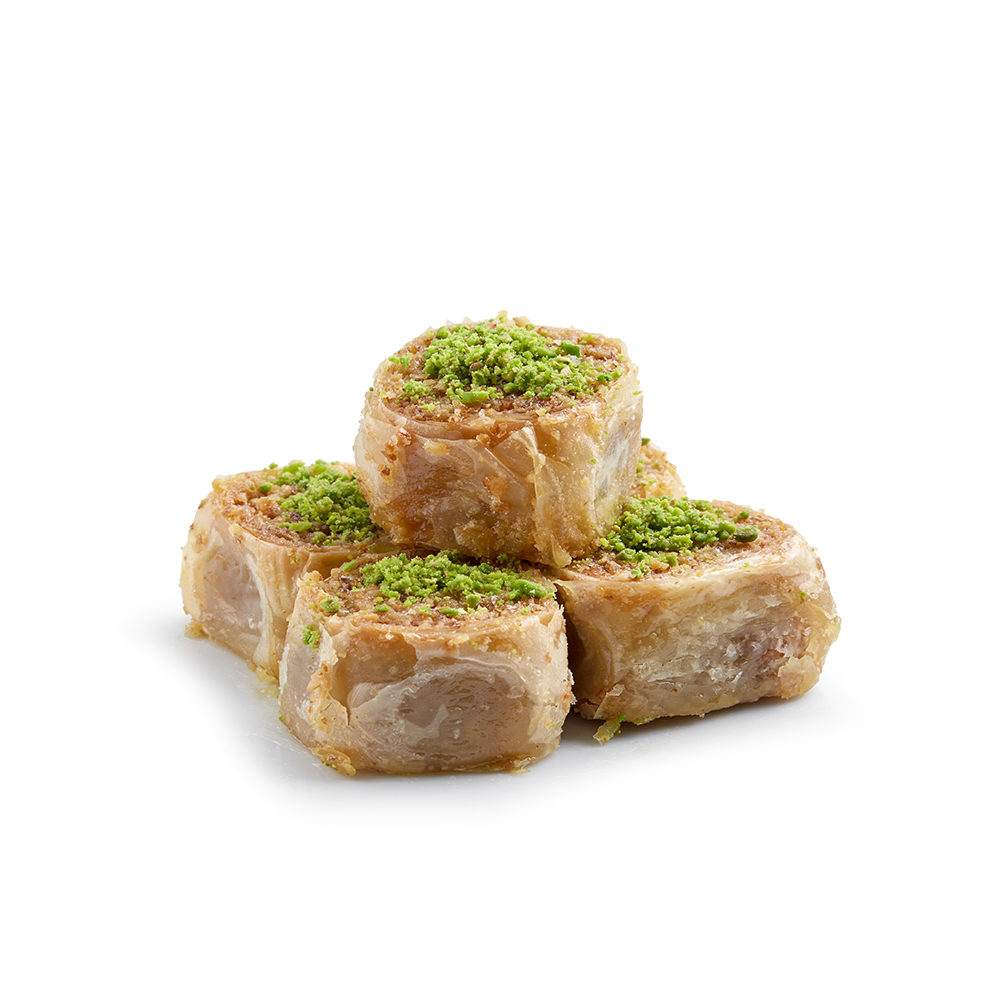 - Circle Baklava with Walnut(Saray)