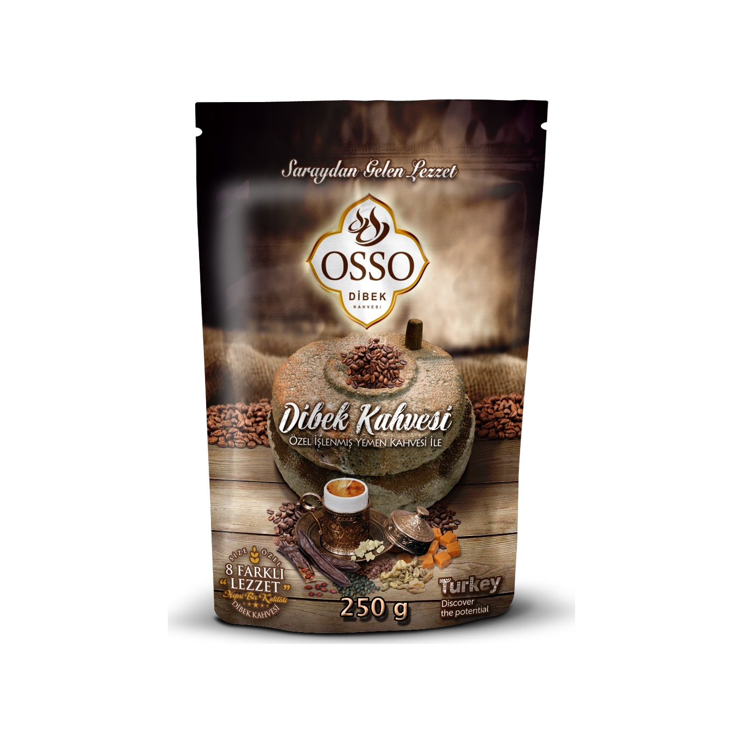 OSSO - Dibek Coffee