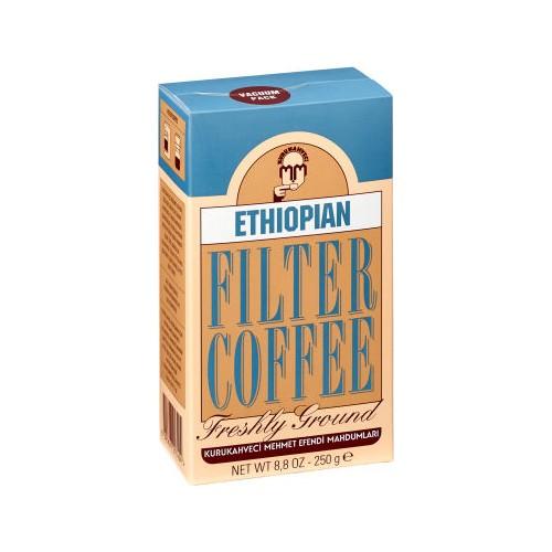 Mehmet Efendi - Ethiopian Filter Coffee 250 gr