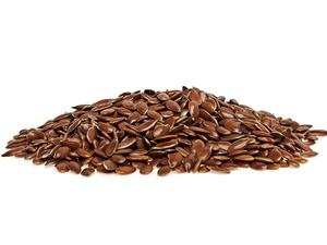 - Flaxseed