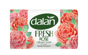 Dalan - Fresh Rose Creamy Soap