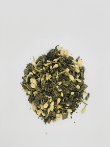 - Green Tea and White Jasmine Buds