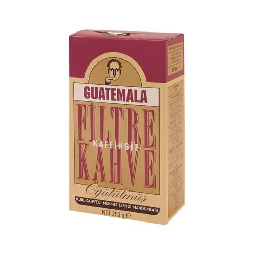 - Guatemala Filter Coffee 250 gr