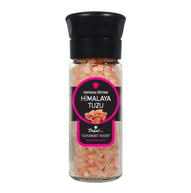 - Himalayan Salt with Grinder