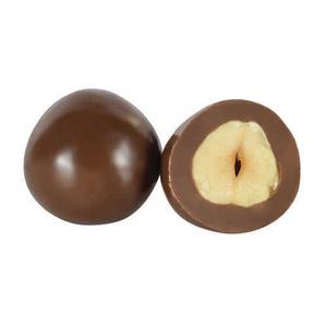 - Milky Chocolate Inside Hazelnut