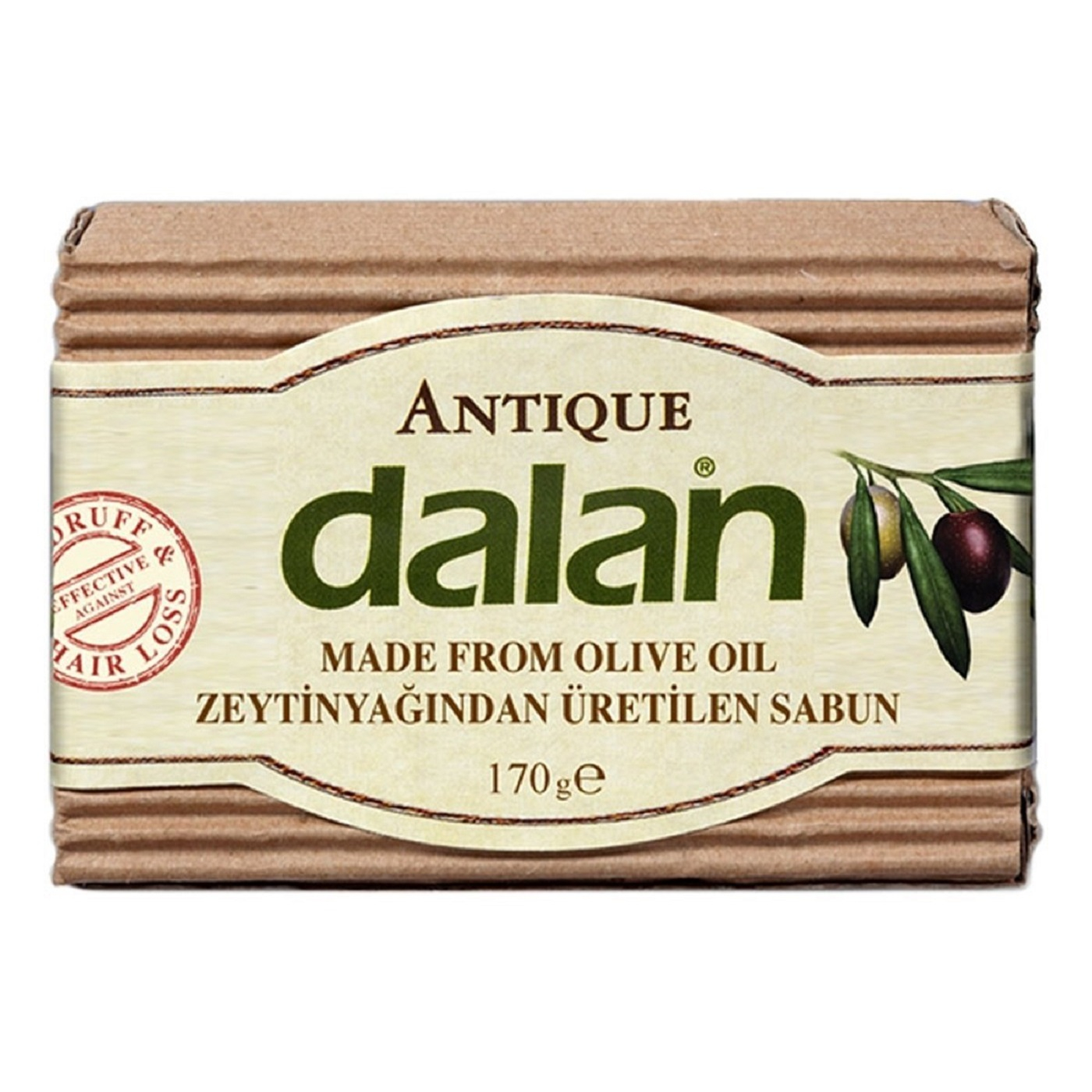 Dalan - Olive Oil Soup Antique 170 gr
