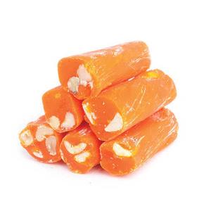 - Orange and Pistachio