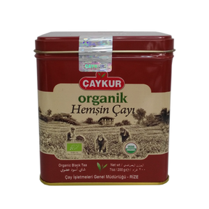 Çaykur - Organik Hemşin 200 gr