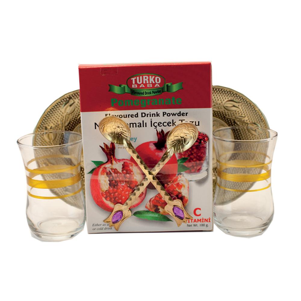 Turko Baba - Pomegranate Tea Gift Set