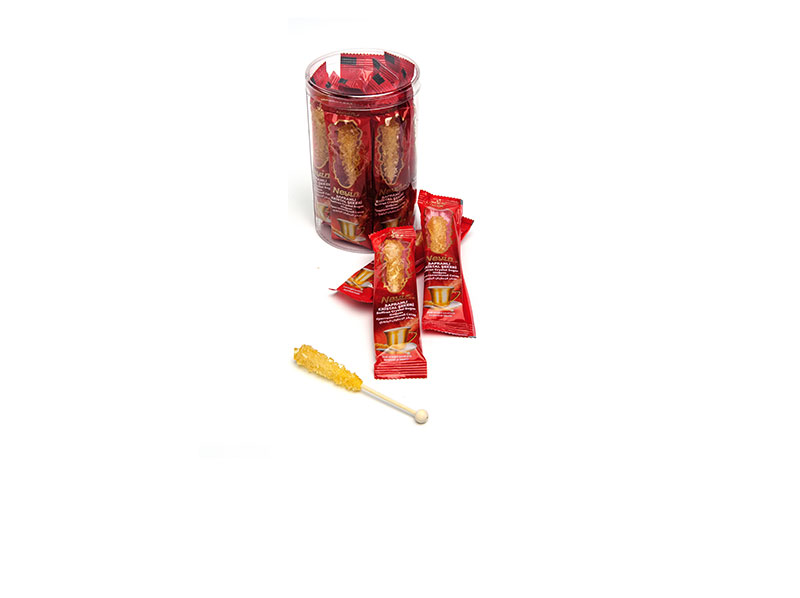 - Saffron Sugar Candy Stick 12 Pieces