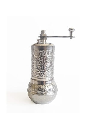 - Spice Grinder Mini Size Silver Color