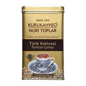 Nuri Toplar - Turkish Coffee 300 gr NT