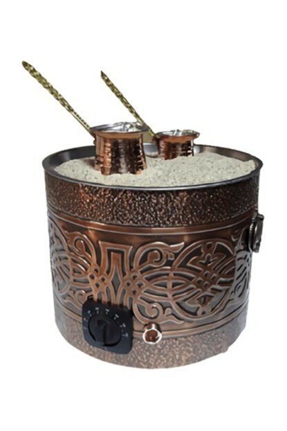- Turkish Coffee Cooker on Sand Electric