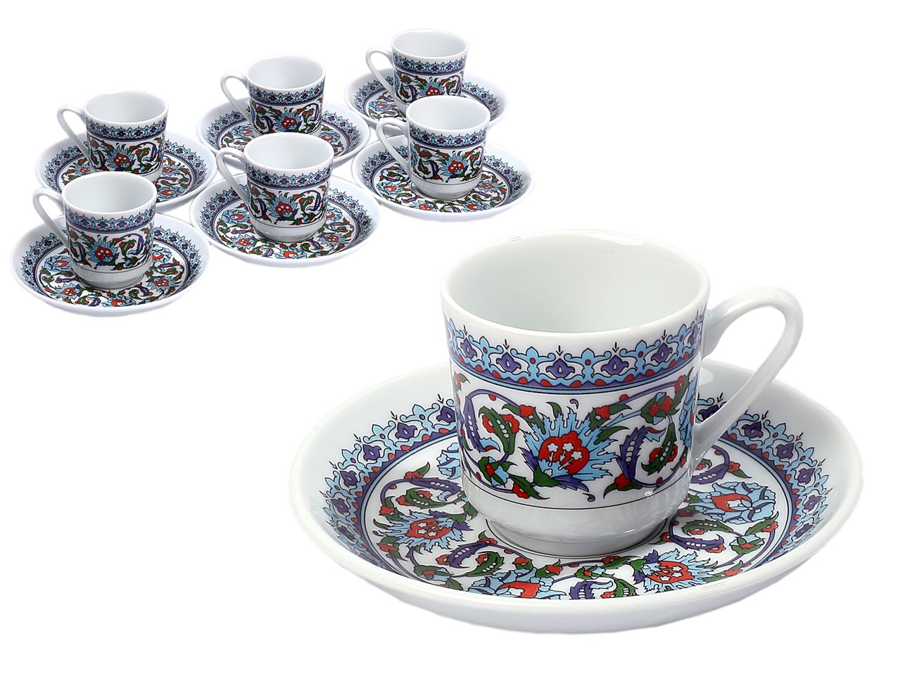 - Turkish Coffee Cup Authentic One