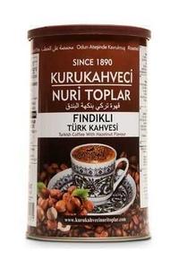 Nuri Toplar - Turkish Coffee with Hazelnut 250 gr