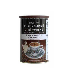 Nuri Toplar - Turkish Coffee with Mastic Gum 250 gr