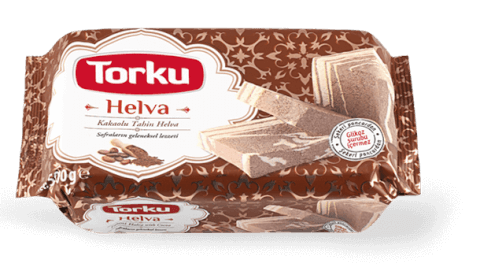 Torku - Turkish Halva Cacao 500 gr