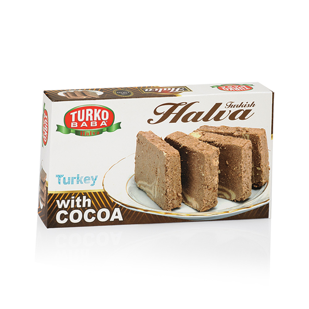 Turko Baba - Turkish Halva Cocoa
