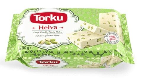 Torku - Turkish Halva Pistachio 500 gr