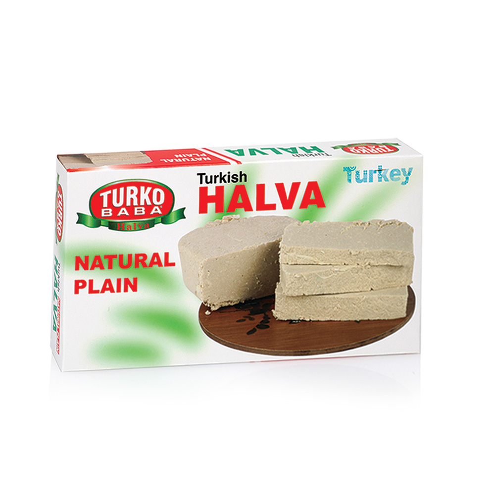 Turko Baba - Turkish Halva Plain