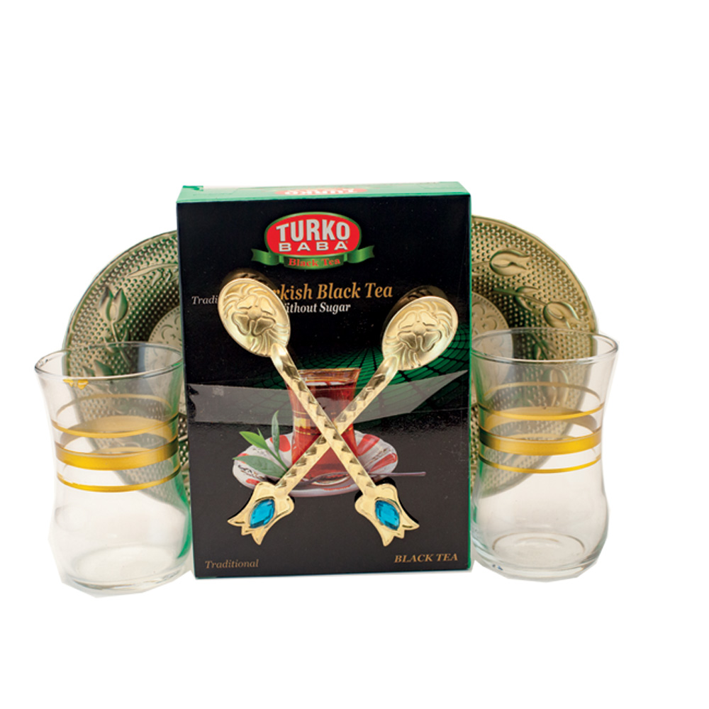 Turko Baba - Turkish Tea Gift Set